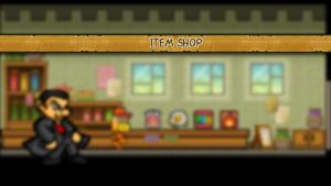 item shop pixel graphics